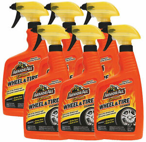 Armor All Extreme Wheel Tire Cleaner 24 Oz 6 Pack Arm40330 6pk New Sealed