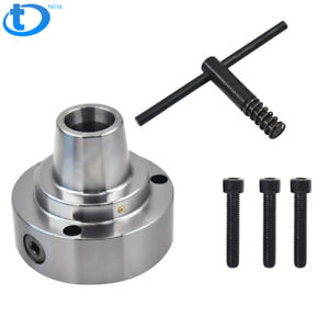 New 5c Collet Chuck Closer Lathe Plain Back Use 5c Collet High Quality