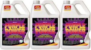 Pack Of 3 Bottles Purple Power Degreaser 1 Gallon 3 78 L