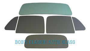 1948 1949 1950 Ford Truck Cabover Glass Classic Auto New F 1 Pickup Windows New