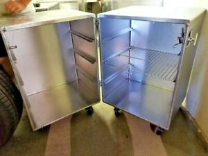 Stryker Stry kart Stainless Steel Commercial Combined Cabinet Table On Castors