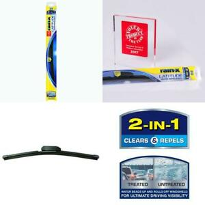 Rain X 5079279 2 Latitude 2 In 1 Water Repellency Wiper Blade 22 Inches