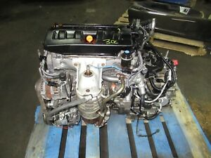2012 2016 Honda Civic 1 8l Engine And Automatic Transmission Combo R18z1