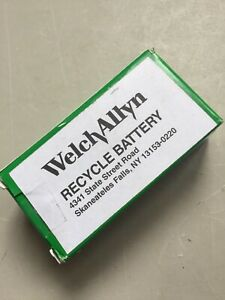 72300 Welch Allyn Brand Oem 3 5v Rechargeable Nicd Battery