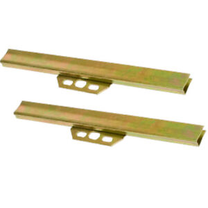 Door Window Lift Channel Pair Left And Right Type 2 Bus 1968 79