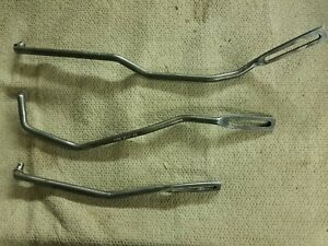 Ford 3 Speed Overdrive Grananda Or Truck Toploader Transmission Shifter Rods
