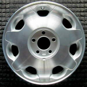 Cadillac Deville Machined 16 Inch Oem Wheel 2000 2002