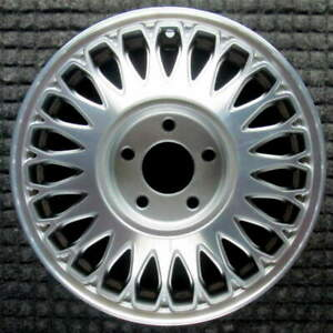 Cadillac Deville Machined 15 Inch Oem Wheel 1994 1995