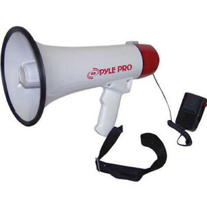 Pyle Pmp40 Pyle 40w Mini Megaphone With Siren