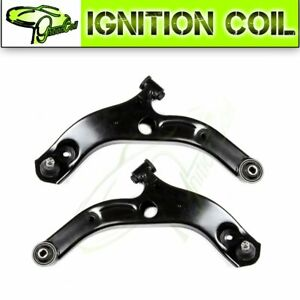 Fits 2002 2003 Mazda Protege5 Front Lower Control Arm Ball Joint Assembly 2pcs
