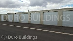 Duro Steel 90x168x16 Metal Building Prefab Rv Boat Self Storage Structure Direct