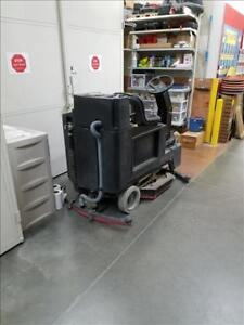 Nss Champ 3329 Floor Scrubber Sweeper Tennant Nobles Newark Ohio