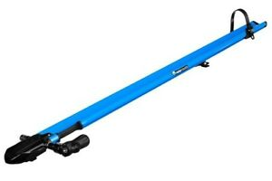 New Rockymounts Jetline Roof Bike Rack Blue Add A Pop Of Color To Your Car
