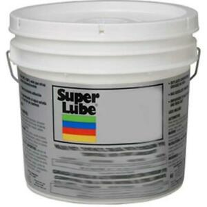 Super Lube® Silicone Lubricating Grease with PTFE 5 lb. Pail 92005 Case of 4 $322.99