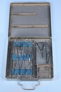Storz Glaucoma Ophthalmic Surgery Instrument Set Cataract Tray