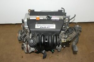 02 03 04 05 06 Honda Crv 2 0l I vtec Dohc Engine 2 4l Replacement Jdm K20a K24a