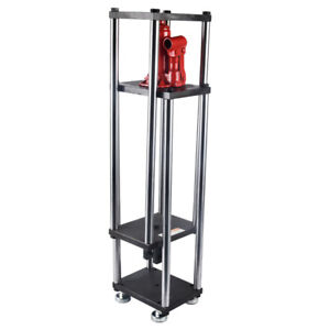 0 5t Manual Tensile And Compression Load Testing Machine Simple Operation