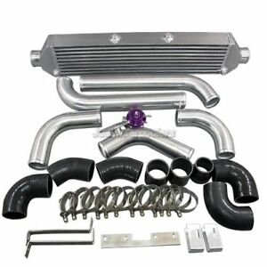 Cxracing Bar Plate Intercooler Kit For 10 13 2nd Gen Mazdaspeed3 2 3l Disi