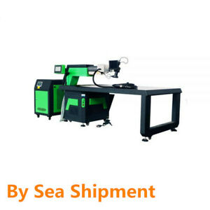 Hand held Fiber Laser Welding Machine With 2 Optical Path For Channel Letter
