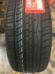 2 New 245 45r20 Fullrun F7000 Ultra High Performance Tires 245 45 20 2454520 R20