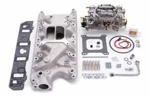 Psm Racing Sbf Ford 289 302 Ford Performer Intake Carburetor Kit