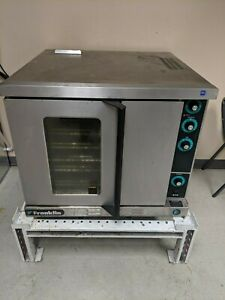 Franklin Gas Commercial Convection Oven