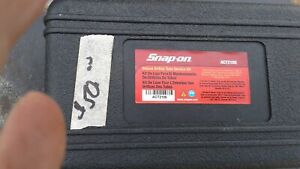 Snap On Ac Tool Service