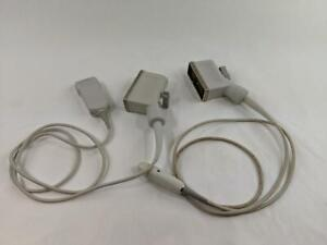 Hp P7510 And L7535 Ultrasound Transducer Probes Linear Array Sector Cardiac