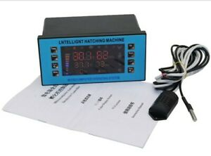 Intellignt Controller Automatic Led Color Incubator New Model