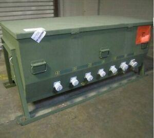 100kw Power Distribution Panel spider Box 6110 01 248 6671