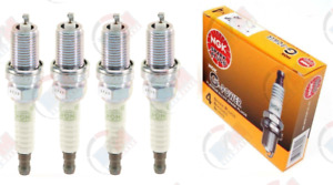 Ngk platinum Spark Plugs set Of 4 For 2004 2008 Acura Tsx 2 4l