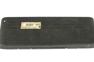 Gearwrench 3680 Ratcheting Serpentine Belt Tool Set W Case