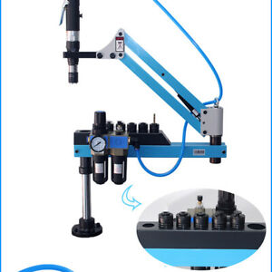 M3 m16 High Precision Long Arm Vertical Pneumatic Tapping Machine