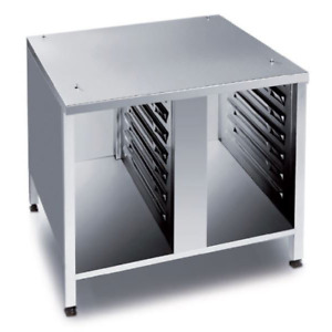 New Rational Ug Iii Scc Or Cmp 61 Or 101 Enclosed Combi Oven Stand W Pan Shelve