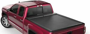 Roll N Lock M Series Truck Bed Tonneau Cover For 16 19 Nissan Titan Xd 6 6 Bed