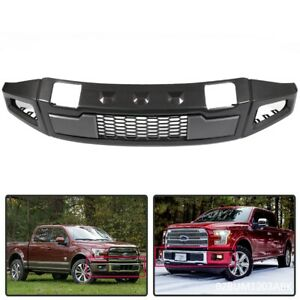 Raptor Style Steel Front Bumper Body Kits Conversion For 2015 2017 Ford F 150