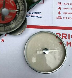 Snap On Torqometer 3 1 8 Crystal Lens And Ring 350 1000 Ft Lbs Torque 106tqp