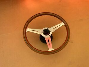 Classic Nardi Torino Steering Wheel And Mercedes Hub 0130 From 70