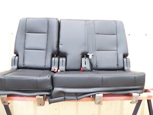2014 2015 2016 2017 2018 19 Ford Explorer Police Rear Seat Second Row 2nd Seats