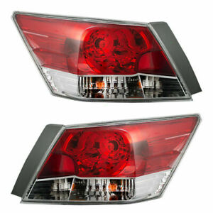For Honda Accord Sd 2008 2009 2010 2011 2012 Tail Lamp Right Left