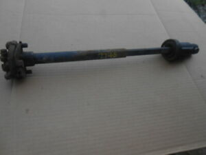 1986 Gmc Or Chevy C10 Intermediate Steering Shaft Sk 7745