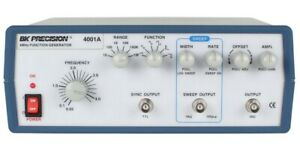 Used Bk Precision 4001a 4 Mhz Sweep Function Generator