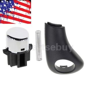 Shifter Handle Button Knob Repair Kit Side Plate For Honda Accord 2 4l L4 03 05