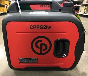 Chicago Pneumatic Cppg 2iw 2000w Portable Generator