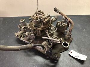 10172786 4 3l 1993 94 Chevy Gm Tbi Intake Assy Injected M245