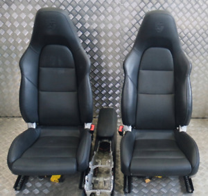 Porsche Carrera 991 _ 18 Way _ Ventilated Seats Gt3rs Gt3 718 981 Cayman Boxster