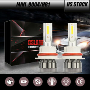 Oslamp 9004 Led Headlight Bulbs Kit For Dodge Ram 1500 2500 3500 Van Hi lo Beam