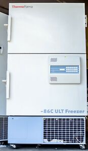 Thermo Forma 86 c Ult Ultra Low Temp Freezer Model 8584