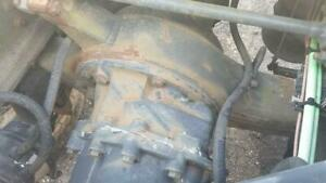 Eaton Ds 404 Rear Axle Housing front Differential 2007 International 8600