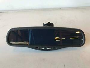 2000 2001 Manual Dimming Windshield Mounted Rear View Mirror Toyota Camry Oem
